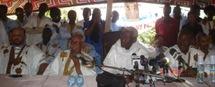 Conférence de presse du FNDD : Kane Moustapha est bien au FNDD