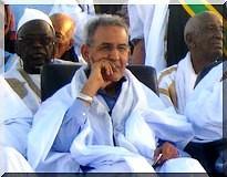 Ould Daddah accuse la junte de vouloir démanteler son parti