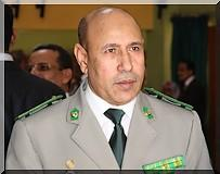 Ghazouani hérite de la présidence du HCE