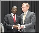 Felicitations à notre frère Thiondy Salatou Diagana