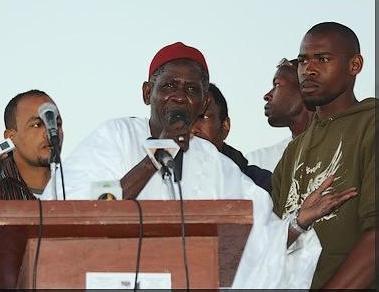 Présidentielle : Ibrahima SARR appel au vote [vidéo]