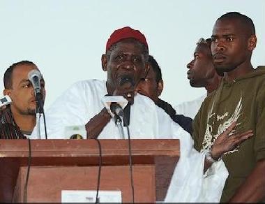 Un appel au vote par Ibrahima SARR [vidéo]