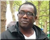 Le président de l'AVOMM à faandu Almuudo de Mamadou LY