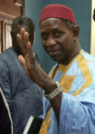 Communiqué:Arrivée de Mr Ibrahima Moctar Sarr à Bruxelles ce mercredi 29 avril 2009