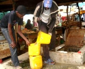 Plusieurs quartiers populaires de Nouakchott touchés par la soif