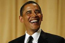 Obama fait un tabac en se moquant de Washington (il est génial voir vidéos)