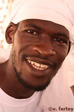 Kane Limam, alias Monza, rappeur et organisateur du festival Assalamalekoum Hip Hop