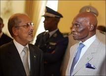 Abdoulaye Wade rencontre le président déchu en tête à tête