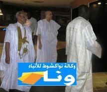 Le chef de la diplomatie sénégalaise rencontre des délégués du RFD et du FNDD