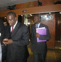 Gadio rencontre Aziz avant la reprise des pourparlers