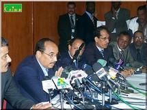 Conférence de presse : « pour Abdel Aziz la campagne débutera demain »
