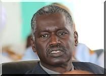 Site internet du candidat Kane Hamidou Baba : Communiqué