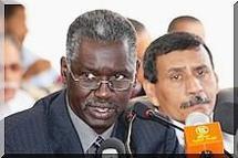 Lettre du candidat et Programme du candidat Kane Hamidou Baba