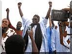 Le candidat Ibrahima Sarr préside des rassemblements électoraux à Bagodine et à Sarandougou