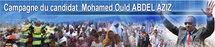 Site du candidat Mohamed Ould Abdel Aziz : sa vision de la nouvelle Mauritanie
