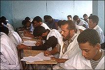 Mauritanie : les élèves se préparent pour l'examen du Bac