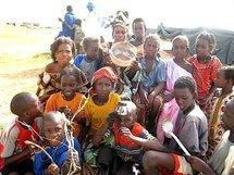 Le grand exode des Noirs mauritaniens.