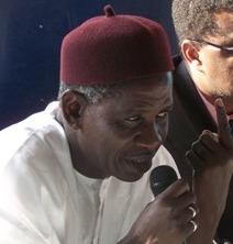 Gorgol : Le candidat Ibrahim Moktar Sarr préside un meeting électoral à Maghama