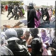 Vive tension entre pouvoir et forces anti-putsch à Nouakchott.
