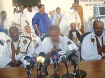 Conférence de presse conjointe du FNDD et du RFD: «Depuis 48H nous sommes parvenus à un accord non écrit mais … »