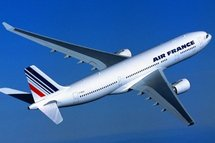 L'Airbus foudroyé