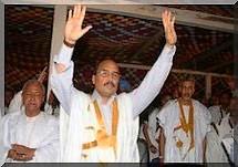 Le général Aziz annonce la suspension de sa campagne en Mauritanie