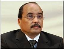 Dar el Barka salue le Courage de Ould Abdel Aziz.