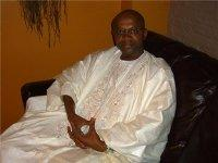 HOMMAGE A MOURTOUDO DIOP