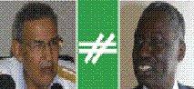 """Ahmed Ould Daddah / Kane Hamidou Baba : La guerre des """"présidents"""" du RFD aura-t-elle lieu ?"""