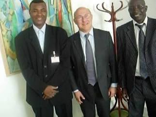 AJD/MR : le directoire de campagne reçu par Michel SAPIN