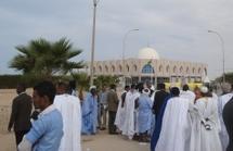 Début des préparatifs au palais des congrès de la signature du décret de désignation du GTUN et de la démission du président déchu Sidi