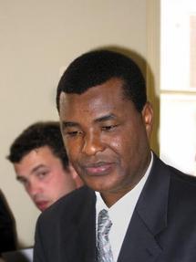 AVOMM.COM reçoit Monsieur Ousmane DIAGANA, le porte-parole du candidat Ibrahima Moctar Sarr pour l'élection présidentielle du 18 juillet 2009