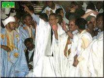 Ould Daddah promet de construire « la Mauritanie de la morale » et non « la Mauritanie des profondeurs ».