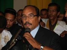 Le candidat Mohamed Ould Abdel Aziz s'engage à augmenter les salaires en cas de victoire