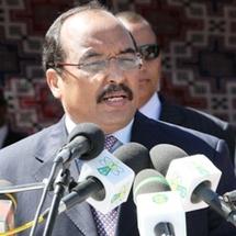Le candidat Ould Abdel Aziz à Zouérate: «Les moyens financiers du Front ont été volés à l'Etat»