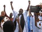 Campagne pour la présidentielle en Mauritanie : Entre visites de proximité et meeting  (photos)