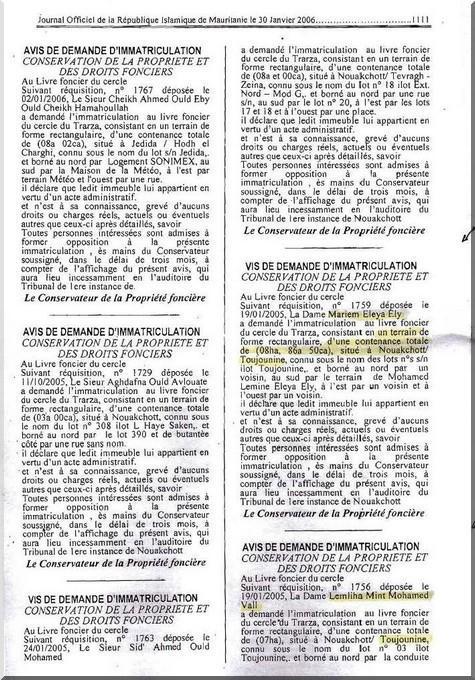 Publication d'un document accablant pour le colonel Ely Ould Mohamed Vall