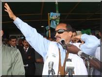 Directoire de la campagne de Ould Abdel Aziz : peut mieux faire.