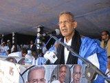 """Ould Daddah à Rosso: """"le 18 juillet définira l'avenir de la Mauritanie """""""