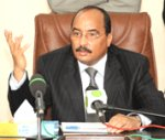 Sur RFI : Monsieur Mohamed Ould Abdel Aziz (audio)