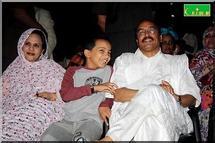 Mohamed Ould Abdel Aziz est bien parti pour devenir le nouveau président mauritanien dès le premier tour.