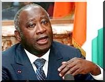 Le Président de la Côte d'Ivoire félicite le Président de la République élu Mohamed Ould Abdel Aziz