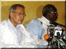 Ahmed Ould Daddah et Messoud Ould Boulkheir:«Ils ont pris acte de la décision du Conseil constitutionnel».