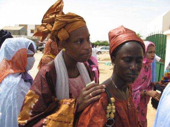 Forte présence du mouvement des femmes, Aissata DIA vient d'ARAFAT...