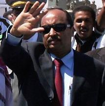 Investiture du président élu mercredi prochain en Mauritanie.