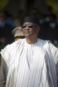 Mali: le président s'entretient avec Alain Joyandet sur la sécurité au Sahel