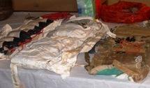 Ceintures explosives saisies sur des terroristes en 2007 à Tevragh Zeina