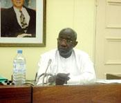 """""""L'Afrique est aujourd'hui universellement reconnue comme le berceau de l'humanité"""""""