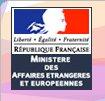 France: Dernière Minute du site du Ministère des affaires étrangères