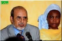 Appel du parti au pouvoir au dialogue en Mauritanie.